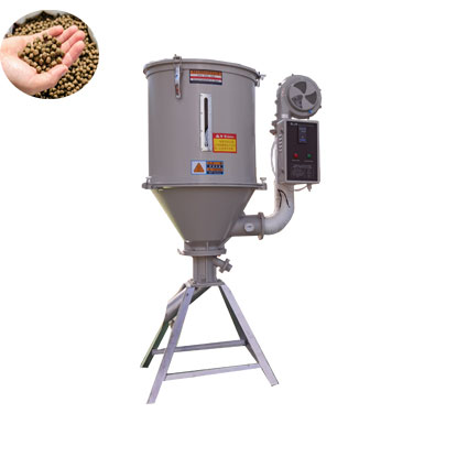 Low Cost Hot Air Hopper New Feed Dryer