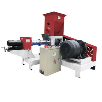 200kg/h fish feed making machine