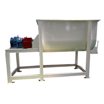 animal feed horizontal mixer