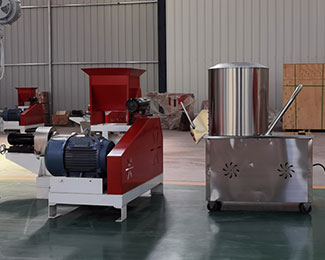 Fish Feed Making Machine For Sale In Ghana