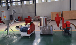 Floating Fish Feed Pelleting Machines Sold In Ghana